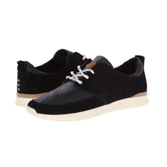 39c7adc5d177 Reef Rover Low LX Black
